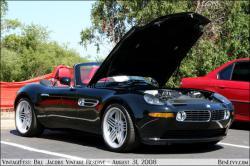 BMW Z8 black