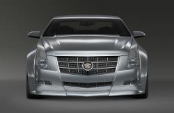 CADILLAC CTS COUPE CONCEPT black
