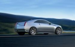 CADILLAC CTS COUPE CONCEPT brown