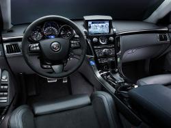 CADILLAC CTS-V SPORT interior