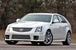 CADILLAC CTS-V SPORT white
