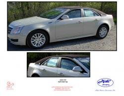 CADILLAC CTS brown