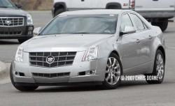 CADILLAC CTS white