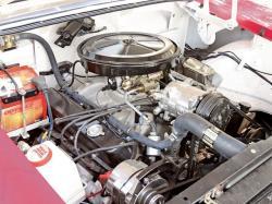 CADILLAC ELDORADO BIARRITZ engine