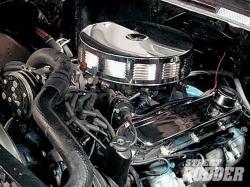 CADILLAC ELDORADO engine