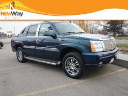 CADILLAC ESCALADE 6.0 blue