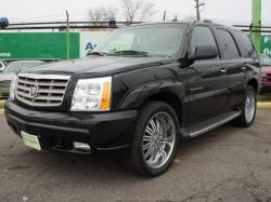 CADILLAC ESCALADE 6.0 red