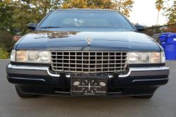 CADILLAC STS SEVILLE blue