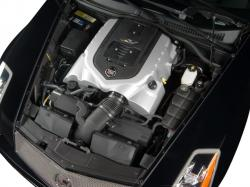CADILLAC XLR CONVERTIBLE engine