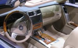 CADILLAC XLR interior