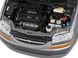 CHEVROLET AVEO engine