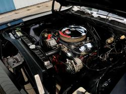 CHEVROLET BISCAYNE engine