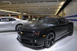 CHEVROLET CAMARO black