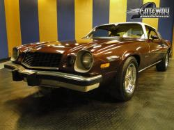CHEVROLET CAMARO brown