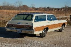 CHEVROLET CAPRICE brown
