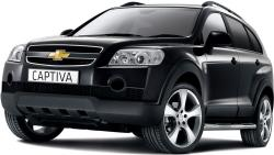 CHEVROLET CAPTIVA 2.0 white