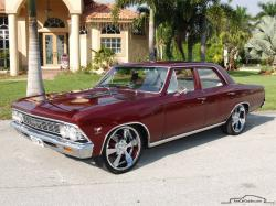 CHEVROLET CHEVELLE brown
