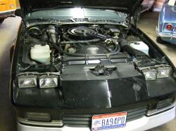 CHEVROLET CHEVETTE COUPE engine