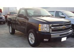 CHEVROLET CHEYENNE black