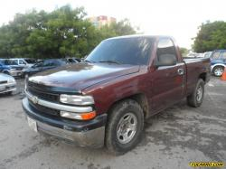 CHEVROLET CHEYENNE red