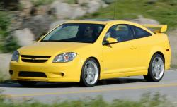 CHEVROLET COBALT COUPE green