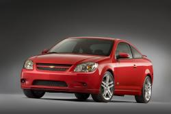 CHEVROLET COBALT COUPE red