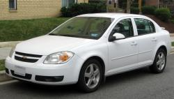CHEVROLET COBALT white