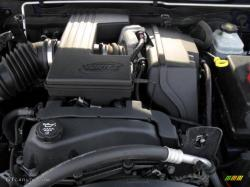 CHEVROLET COLORADO 4X4 engine