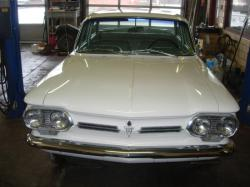 CHEVROLET CORVAIR brown