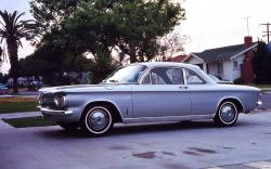 CHEVROLET CORVAIR silver