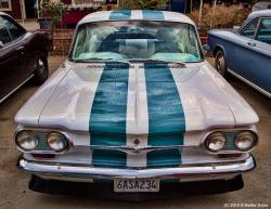 CHEVROLET CORVAIR white