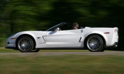CHEVROLET CORVETTE 427 black