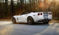 CHEVROLET CORVETTE 427 brown