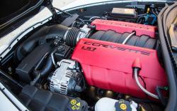 CHEVROLET CORVETTE 427 engine
