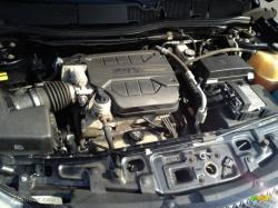 CHEVROLET EQUINOX LT AWD engine