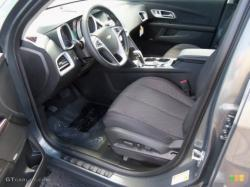 CHEVROLET EQUINOX LT AWD interior