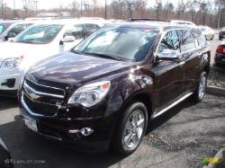 CHEVROLET EQUINOX brown