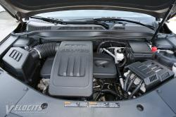 CHEVROLET EQUINOX engine
