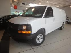 CHEVROLET EXPRESS 1500 white