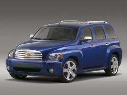 CHEVROLET HHR blue