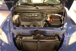 CHEVROLET HHR engine