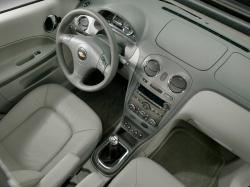 CHEVROLET HHR interior