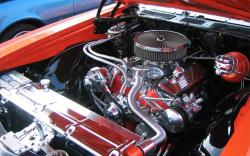 CHEVROLET MONTE CARLO COUPE engine