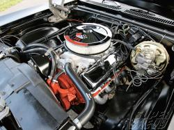 CHEVROLET NOVA engine
