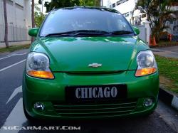 CHEVROLET SPARK 0.8 engine