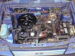 CHEVROLET SPRINT engine