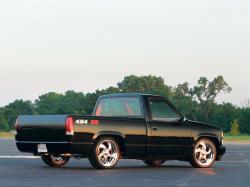 chevrolet ss 454 pickup