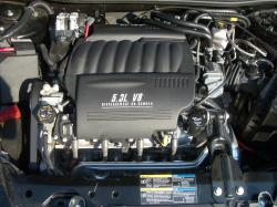 CHEVROLET SS engine