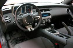 CHEVROLET SS interior