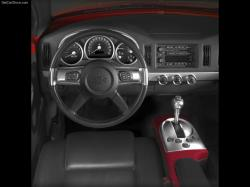 CHEVROLET SSR interior